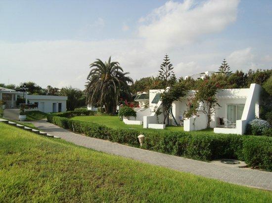Jardin picture of vincci el mansour mahdia tripadvisor for Bungalows el jardin retalhuleu guatemala