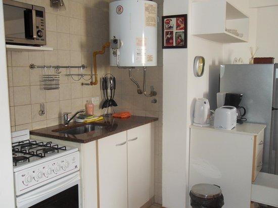 Departamentos Bariloche: Cocina