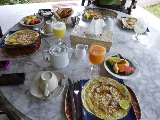 Alam Indah: PDJ sur terrasse Rambutan