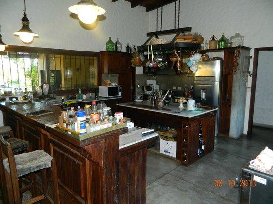Casa Los Jazmines: Cocina