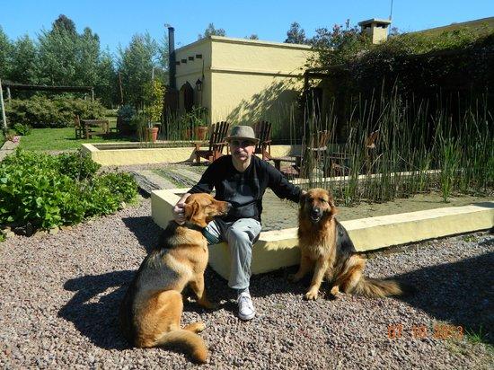 Casa Los Jazmines: Nera, Suka y yo