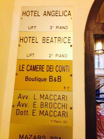 Hotel Beatrice : Hotel
