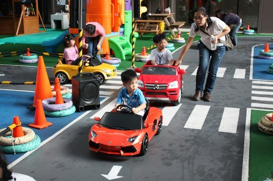 Silks Place Yilan: Playground for Kids