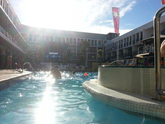 Ibiza Rocks Hotel: MAIN POOL
