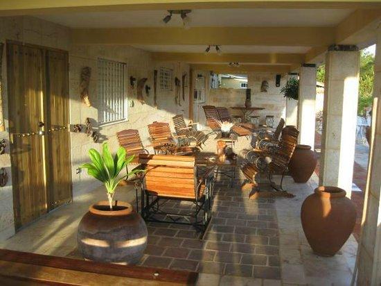 Villa Brisas R.S: Terraces and Patio
