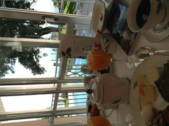 Belmond Reid's Palace : Breakfast at the hotel