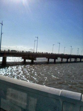 Sao Luis: ponte da beira mar