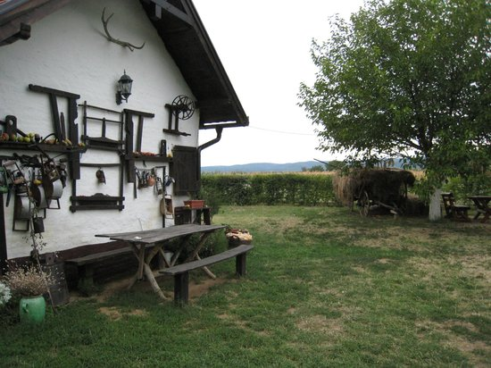 Sremski Karlovci: farmer's home