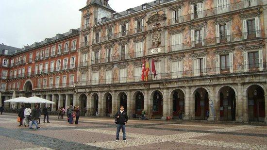 Hostal Martin: cerca de la Plaza Mayor