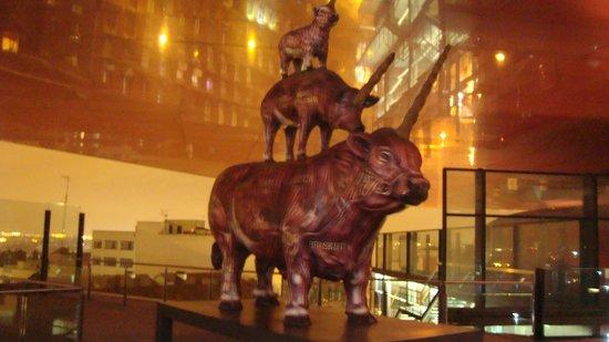 Hostal Atocha Almudena Martin: Cerca del Museo SAnta Sofía