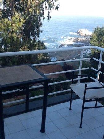 Dei Templi Apart Hotel: balcon