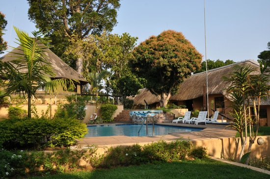 AmaZulu Lodge: Don't forget the Jacuzzi
