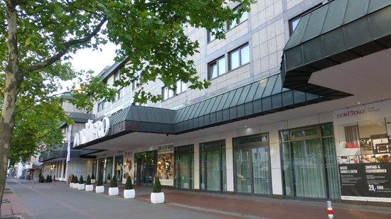 Dormero Hotel Hannover: Aussenansicht