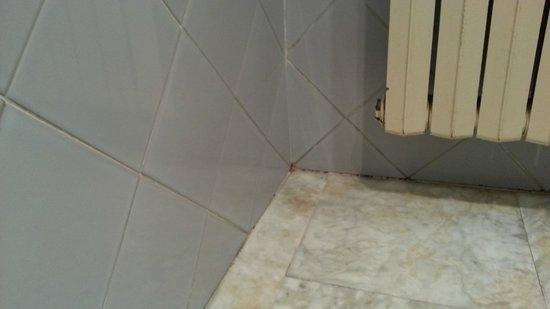 Parador de Ciudad Rodrigo: Parador Ciudad Rodrigo Bathroom Floor