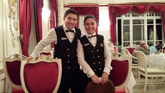 Limak Thermal Boutique Hotel: the best friendly people ever