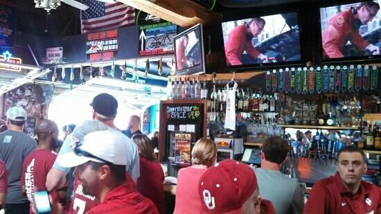 710 Beach Club: ou texas
