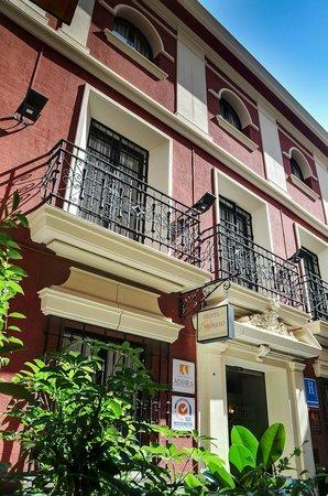Hotel Murillo: Fachada