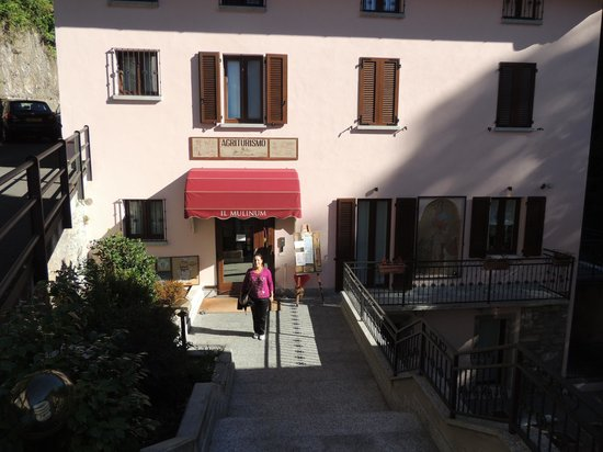 San Pietro Sovera, Włochy: Entrance