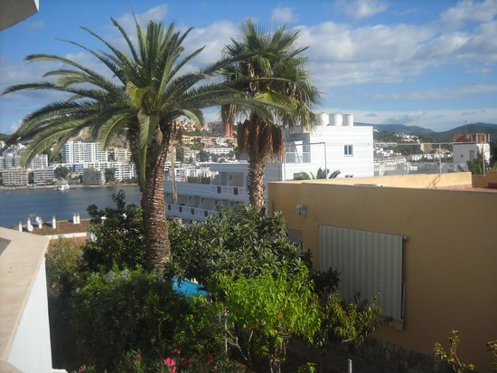 Bahia del Sol Hotel : view from our room