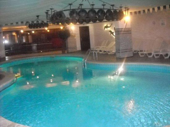 Bahia del Sol Hotel : in door pool