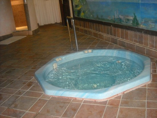 Bahia del Sol Hotel : jazcuzi