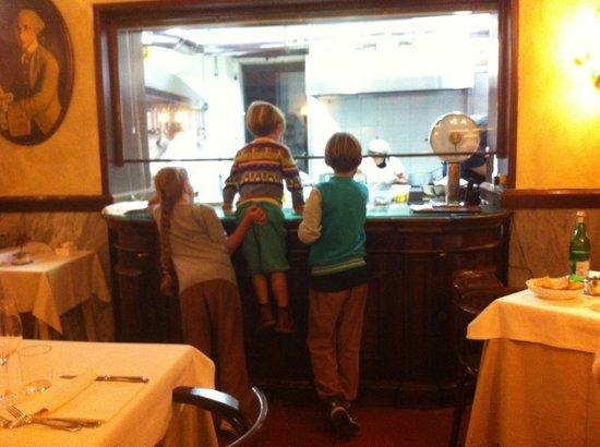 Martinatica: lo spettacolo della cucina...