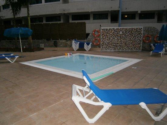 Hotel Terraza Amadores: Piscina niños