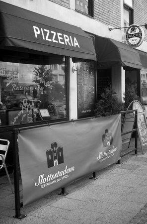 Slottsstadens Restaurang & Pizzeria