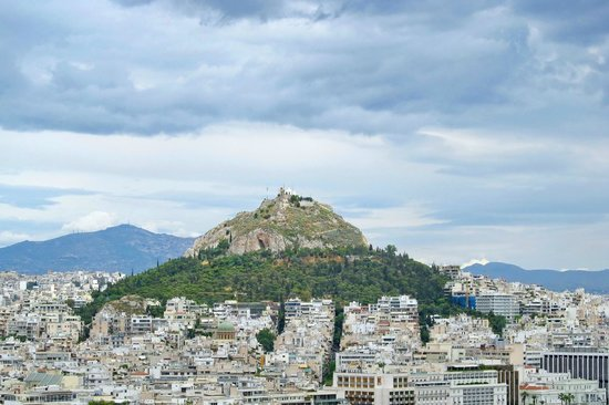 Mt Lycabettus Likavitos Athens Greece Address
