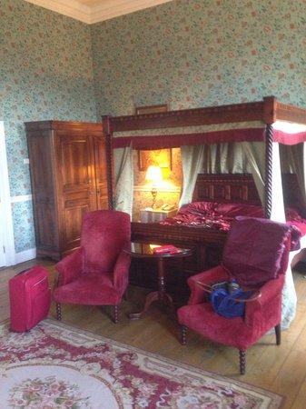 Castle Durrow : Miss Syrah