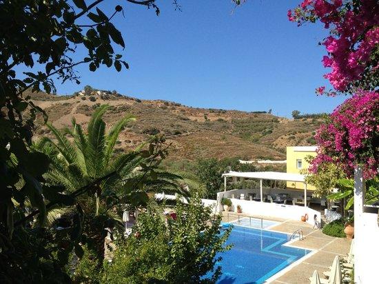 Hotel Xidas Garden: View on the hotel