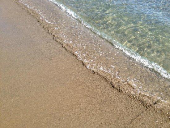 Hotel Xidas Garden: Nearest beach
