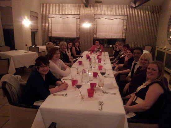 San Pietro Restaurant: party time!