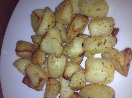 Ittiturismo da Abate : Roasted potatoes really nice!