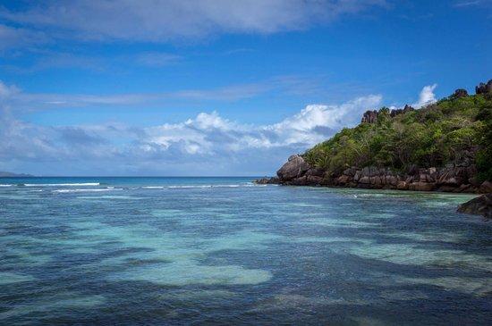 Hilton Seychelles Northolme Resort & Spa: Vue du transat