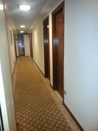 Hotel Kennedy: Hotelflur