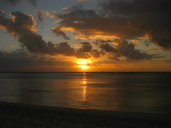 LUX Le Morne : Great Sunsets!