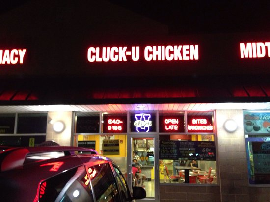 Morristown, NJ: Open late. Delivery available. Great sauce choices.