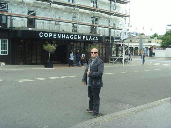 Copenhagen Plaza Hotel: down town hotel