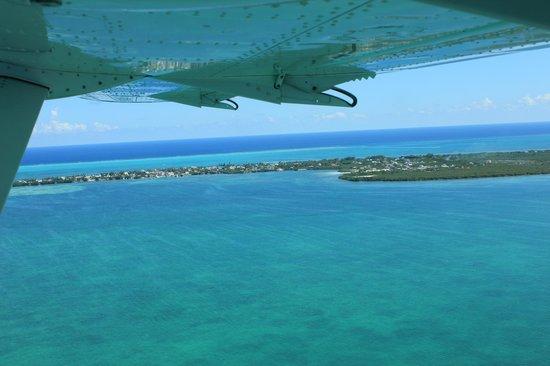 Coco Beach Resort: Caribbean from the air