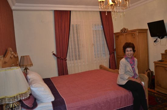 Alzer Hotel: Standard room for two.
