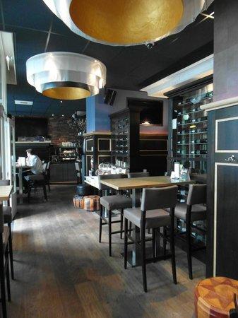 Grand Cafe Tax: Inside 2