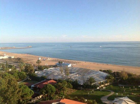 Tivoli Marina Vilamoura : Beach view