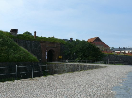 Hallands Kulturhistoriska Museum och Varbergs fastning