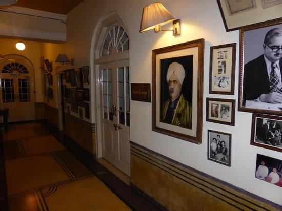 Welcome Heritage Ranjit's SVAASA: Flur hinter dem Eingang