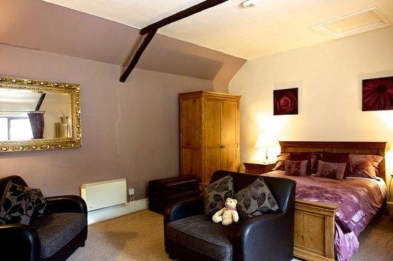 The Lamb Inn: Jemmimas garden suite