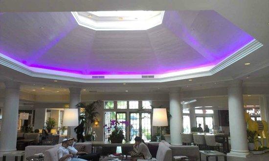 Hilton San Diego/Del Mar : lobby
