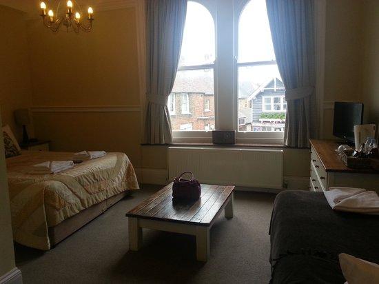 The Duke Of Cumberland Hotel: Room 5