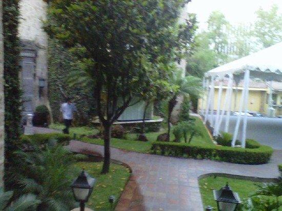 Quinta Real Guadalajara: Jardines