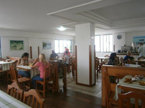 Fragata Apart Hotel: 18-Fragata Apart: desayunador